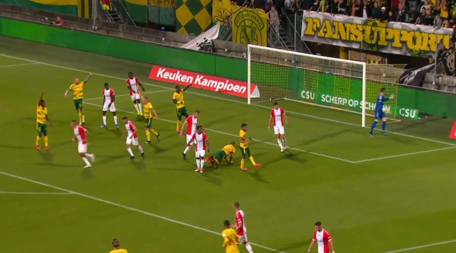 ADO Den Haag - FC Emmen