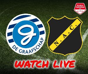 De Graafschap - NAC Breda livestream