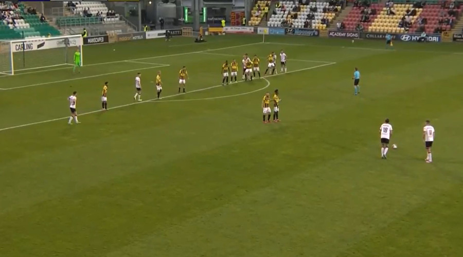 Dundalk FC - Vitesse