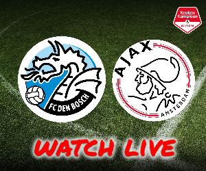 FC Den Bosch - Jong Ajax live stream