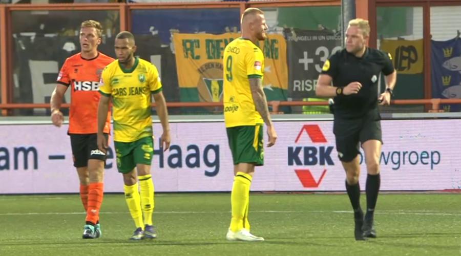 FC Volendam - ADO Den Haag