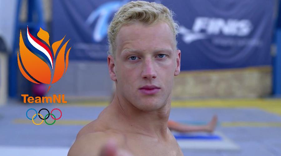 Ferry Weertman op jacht naar medaille bij openwaterzwemmen