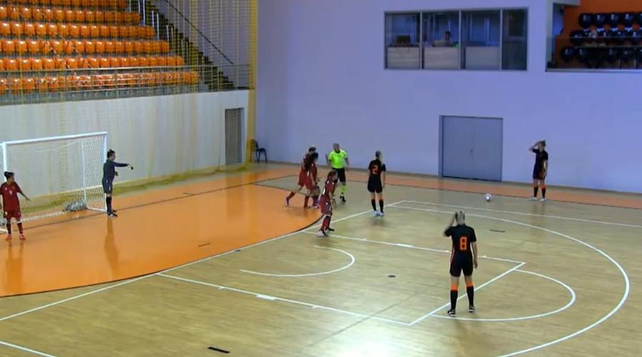 Futsal dames winnen ook van Armenië