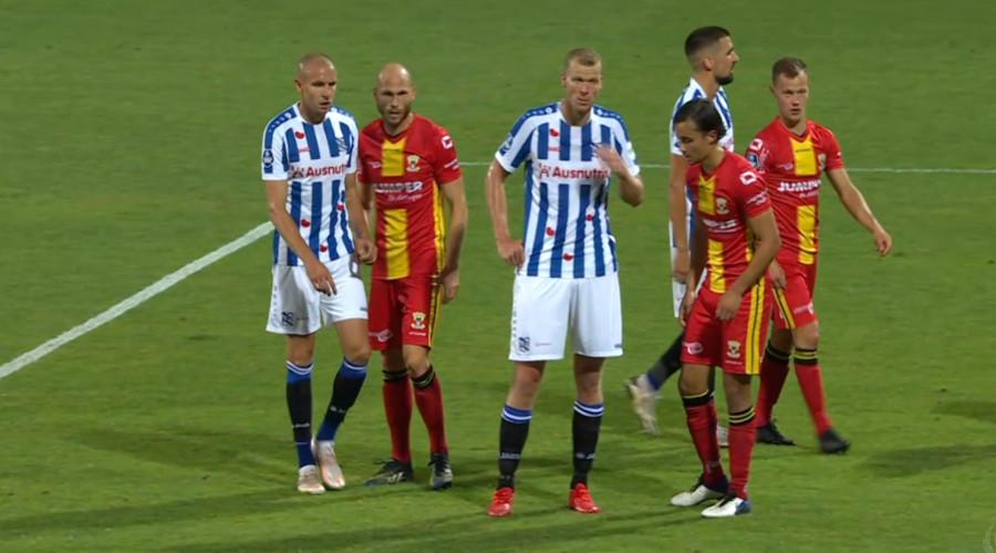 Go Ahead Eagles - SC Heerenveen