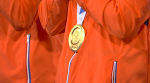 Gouden medaille Olympische Spelen