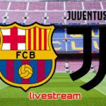 Gratis live stream FC Barcelona - Juventus