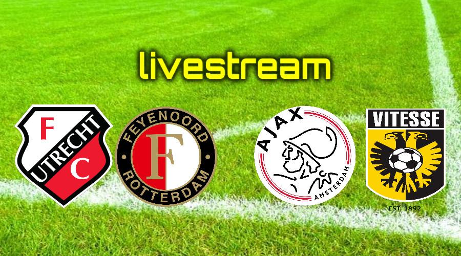 Gratis livestream FC Utrecht - Feyenoord