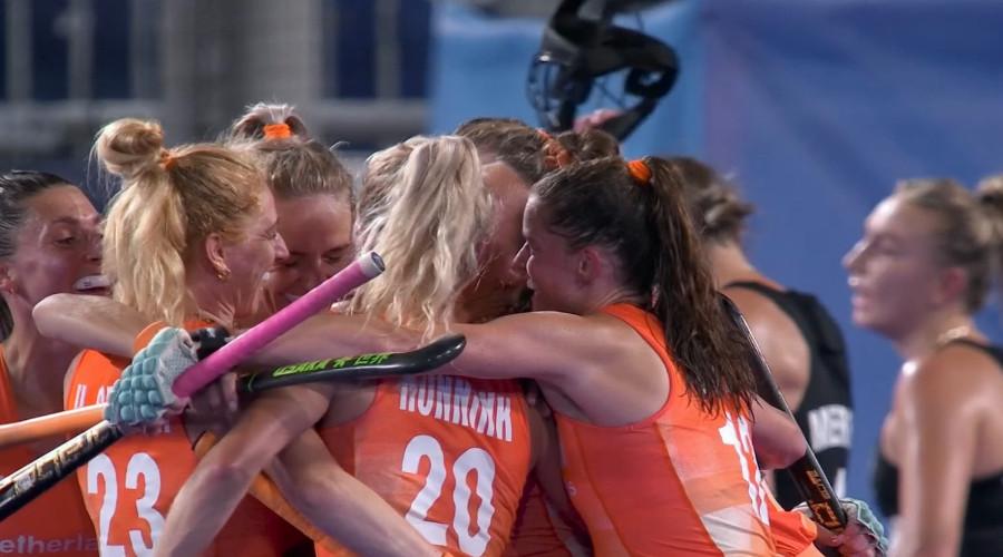 Hockey dames Nederland