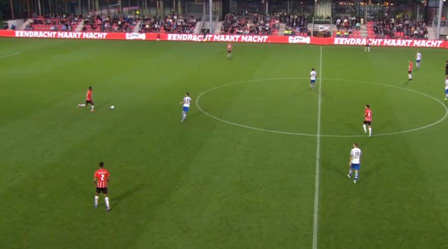 Jong PSV - FC Eindhoven