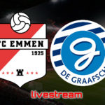 KKD live stream FC Emmen - De Graafschap