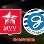 KKD live stream MVV - De Graafschap