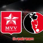 KKD live stream MVV Maastricht - Helmond Sport