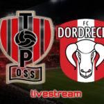 KKD live stream TOP Oss - FC Dordrecht