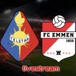 KKD live stream Telstar - FC Emmen