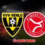 KKD live stream VVV-Venlo - Almere City FC