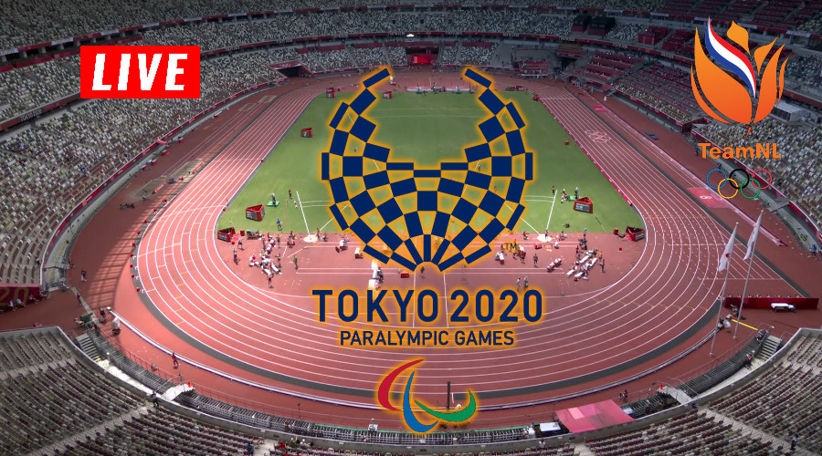 Live Paralympische Spelen Tokio