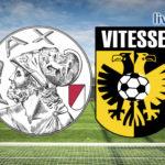 Live stream Ajax - Vitesse