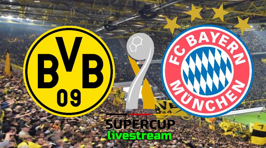 Live stream Borussia Dortmund - Bayern München