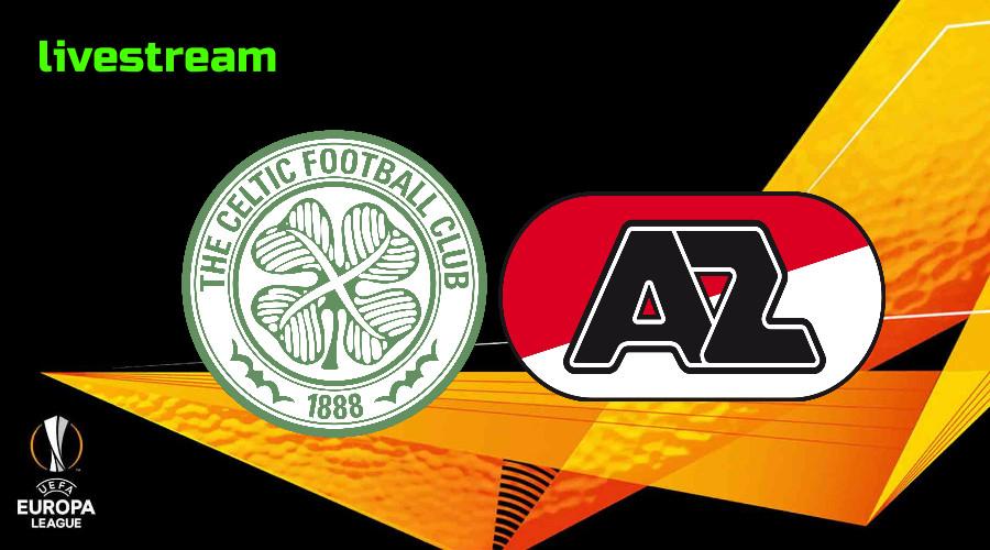 Live stream Celtic - AZ Alkmaar Europa League