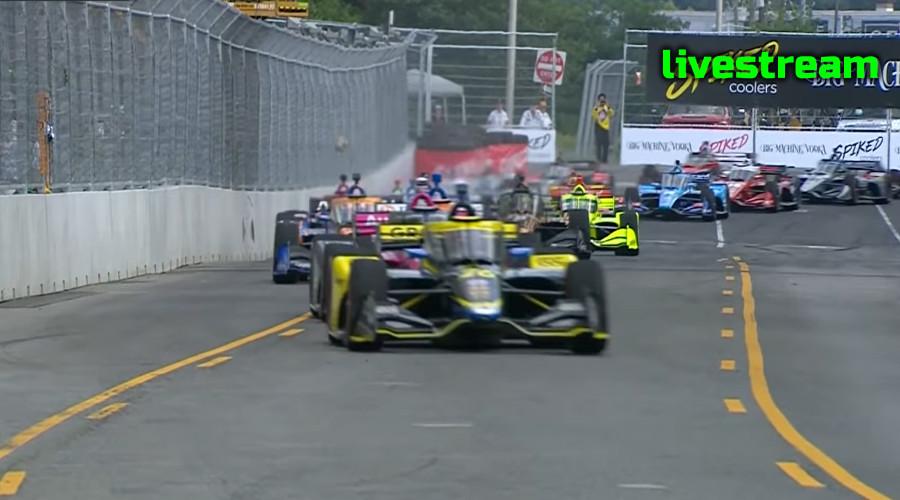 Live stream Grand Prix of Indianapolis Race 2