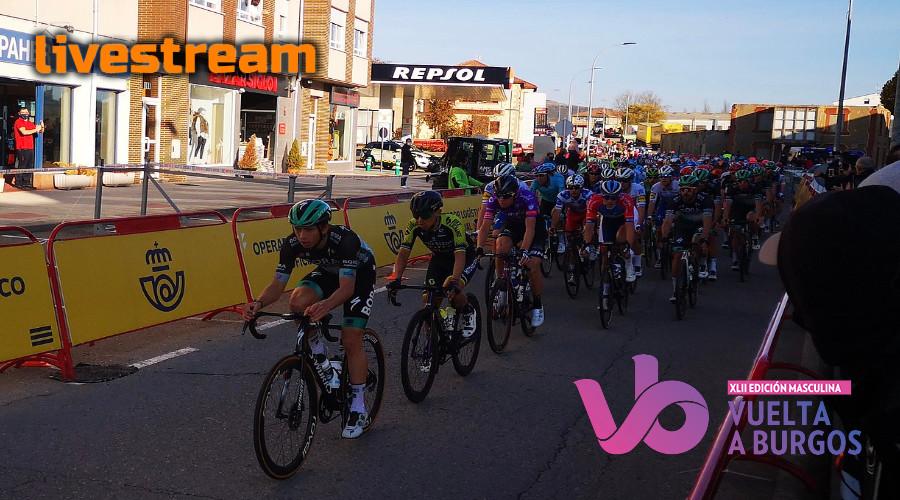 Live stream Ronde van Burgos (Foto Wikimedia Commons)