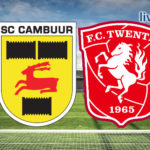Live stream SC Cambuur - FC Twente