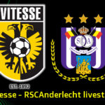 Live stream Vitesse - RSC Anderlecht