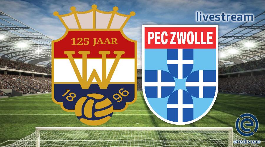 Live stream Willem II - PEC Zwolle