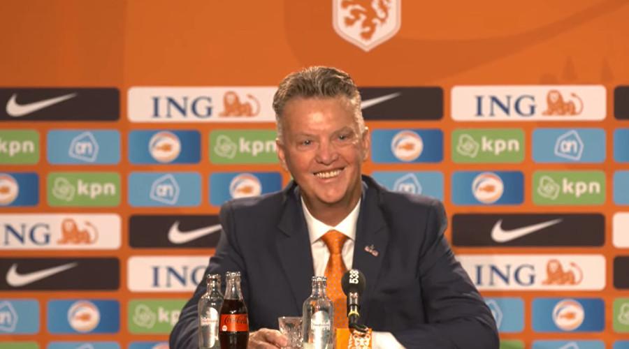Louis van Gaal 2