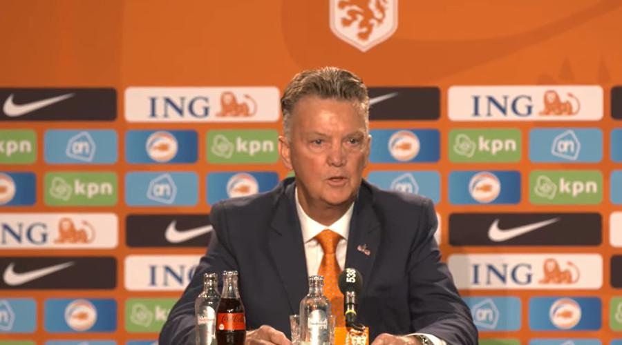 Louis van Gaal 3