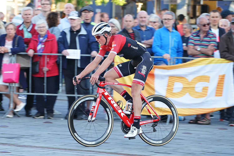 Mads Pedersen - Trek-Sagafredo - June 2017 - photo: Mogens Engelund (Foto Wikimedia Commons)