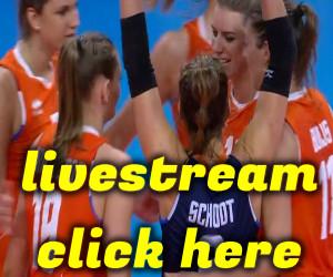 Nederland - Finland EK volleybal livestream