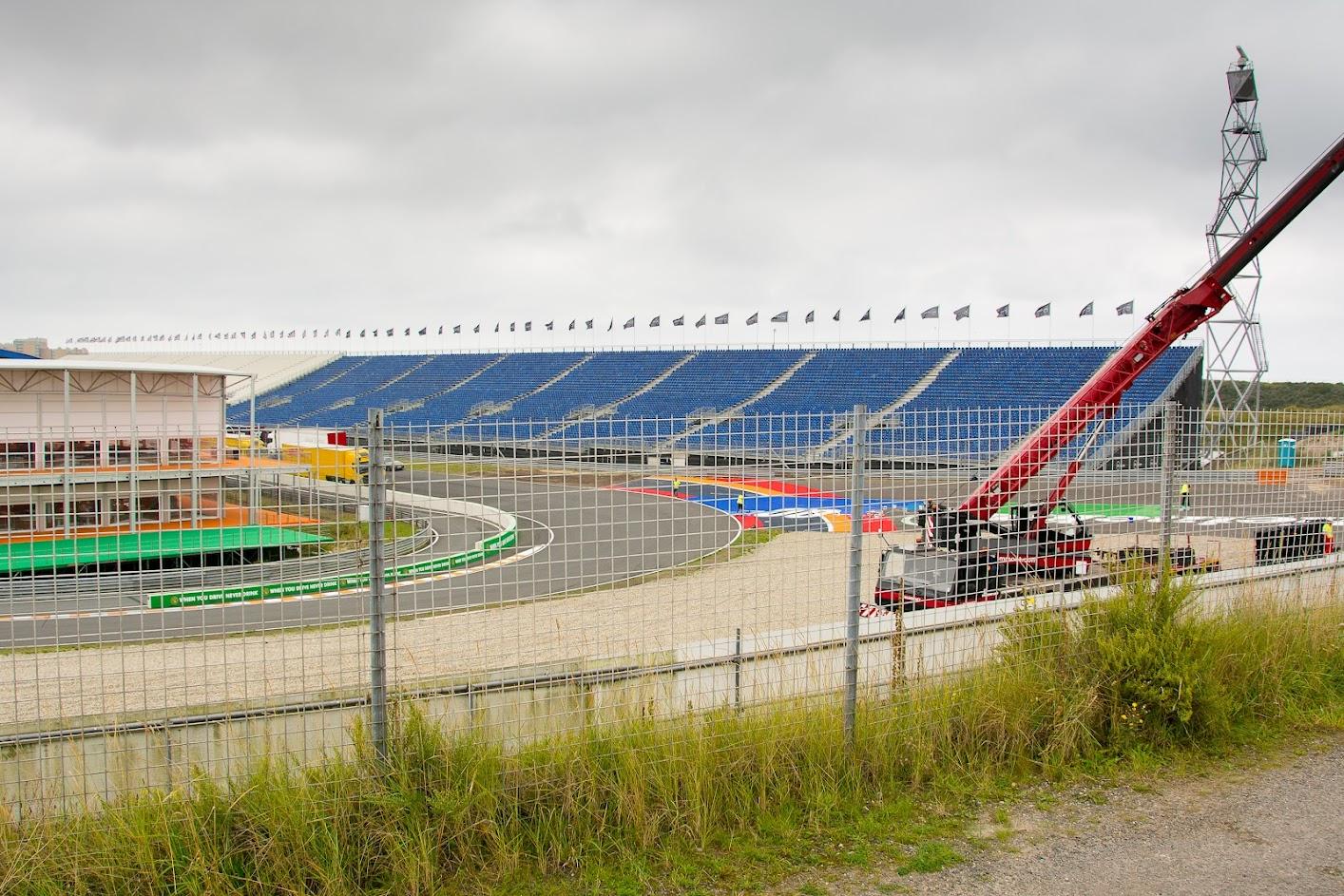 Programma Dutch GP Zandvoort