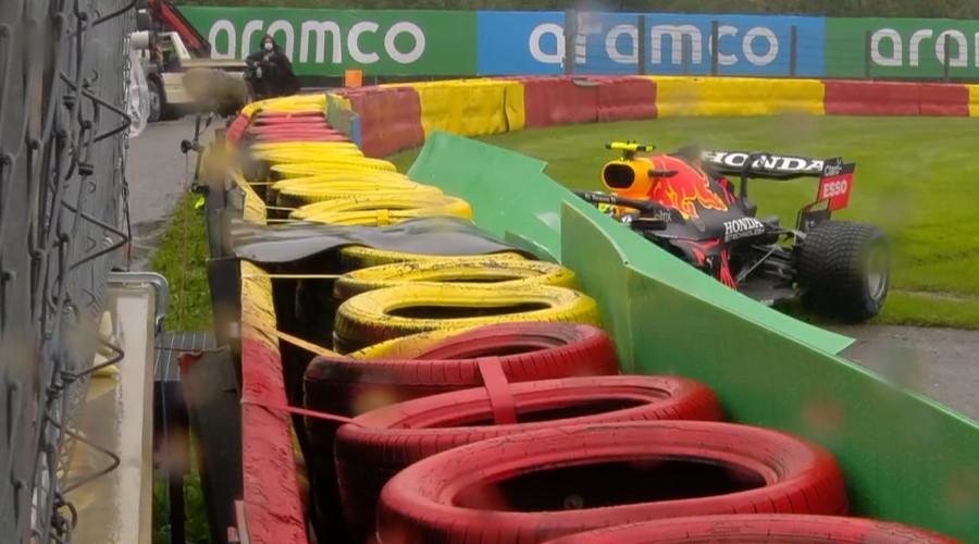 Red Bull de muur in voor start van Formule 1 GP
