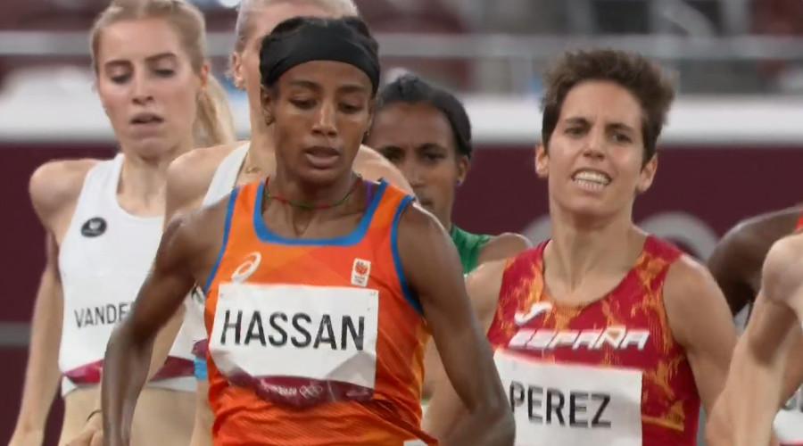 Sifan Hassan naar finale 1.500 meter