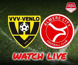 VVV - Almere City livestream
