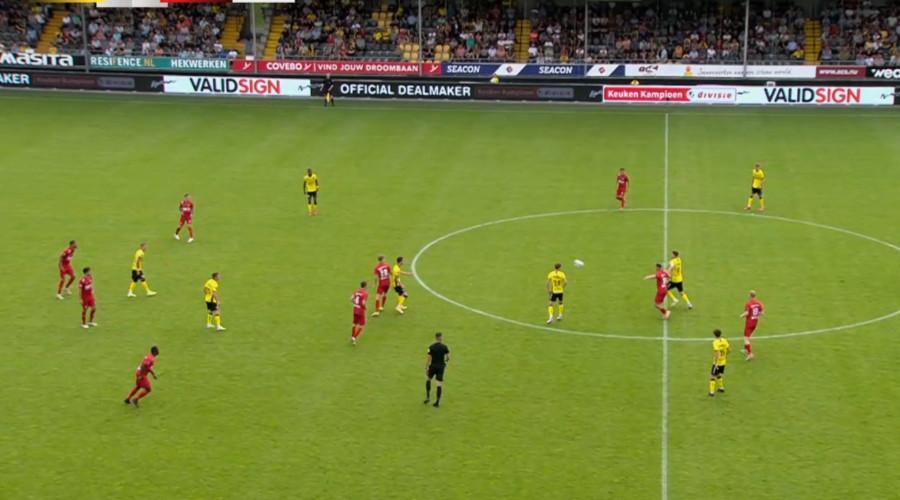 VVV-Venlo - Almere City FC