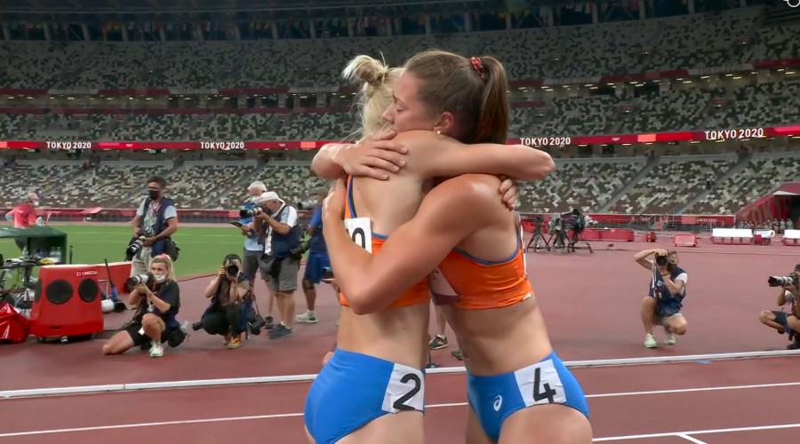 Vetter en Oosterwegel pakken zilver en brons op zevenkamp