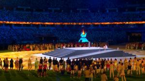 Vlam uit, Olympische Spelen in Tokio voorbij