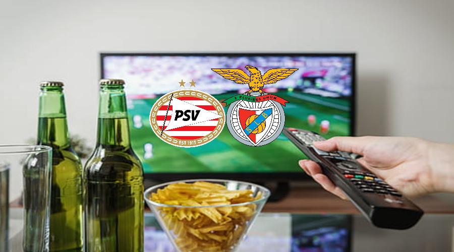 Waar kan ik PSV - Benfica kijken via een livestream (Foto wallpaperflare)