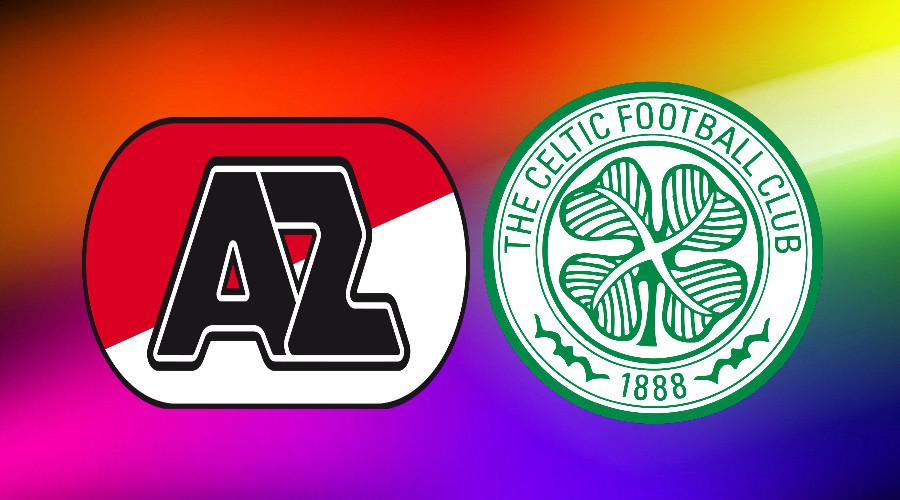 Waar kijk ik AZ - Celtic via een live stream vanavond