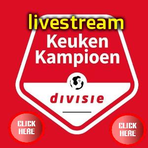 live stream keuken kampioen divisie