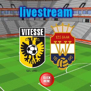 live stream vitesse - willem II