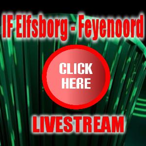 livestream IF Elfsborg - Feyenoord