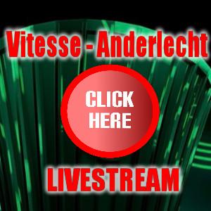 livestream Vitesse - Anderlecht