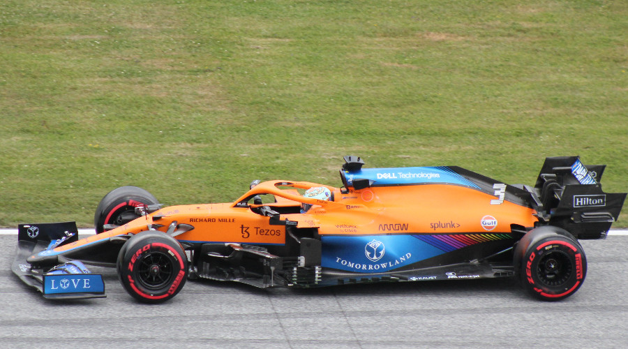 Daniel Ricciardo (Foto Wikimedia Commons)