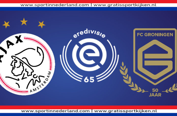 Eredivisie live stream Ajax - Willem II
