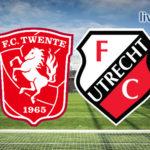 Eredivisie live stream FC Twente - FC Utrecht