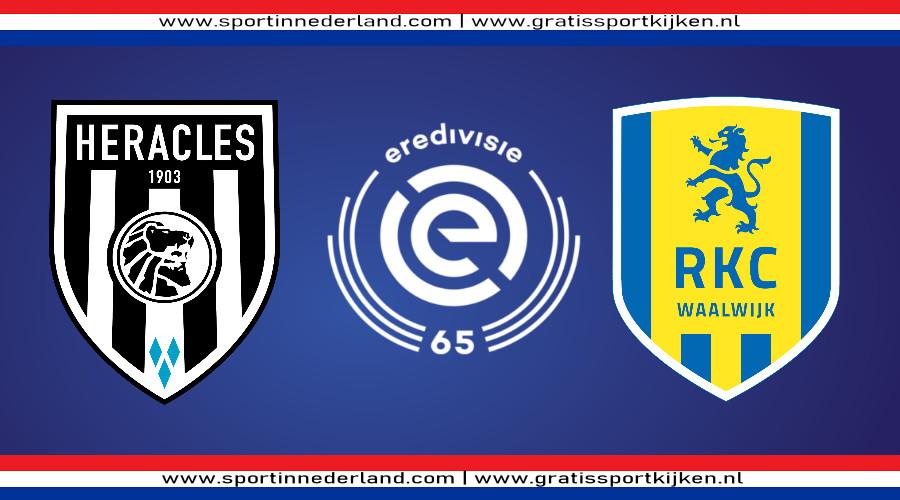 Eredivisie live stream Heracles - RKC