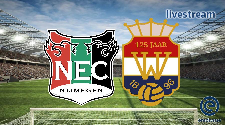 Eredivisie live stream NEC - Willem II